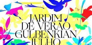 Jardins Verão 2020 Gulbenkian