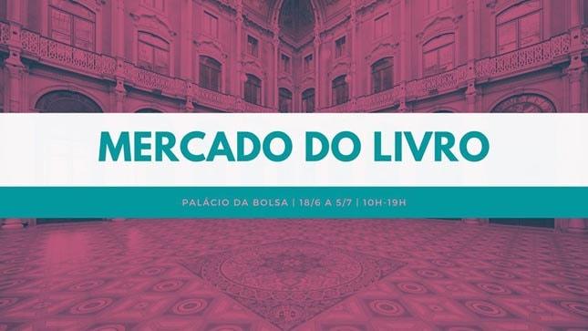 Mercado do Livro, Palácio da Bolsa, Porto