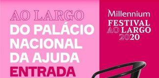 Millenium Festival ao Largo 2020