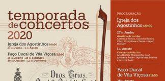 Temporada Concertos 2020 Museu Vila Viçosa