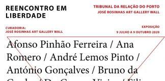 Exposição Colectiva José Rosinhas_Tribunal Relação Porto