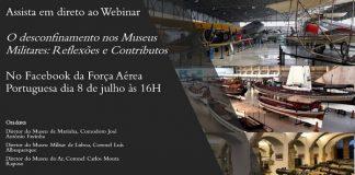 Webinar Museus Militares