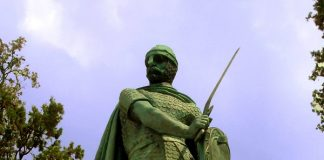 estatua_afonso_henriques_guimaraes